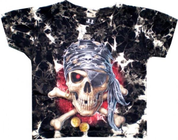 Kinder T-Shirt mit Pirat