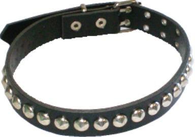 NHB 17 - Nieten-Halsband - Halskette mit Nieten