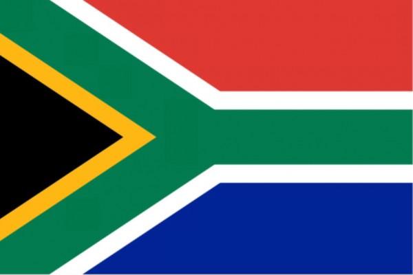 Länderfahne Südafrika