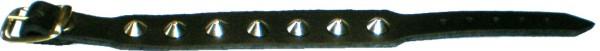NAB 1751 - Nietenarmband -Spitznieten-Armband - 1 reihig
