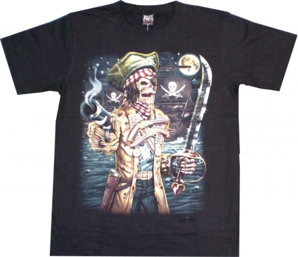 T-Shirt Sensemann/Pirat