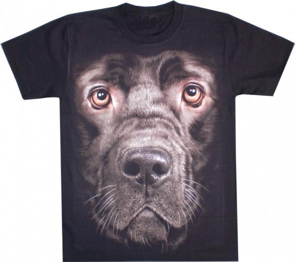 GTS150 - T-Shirt - Hund - Glow in the dark