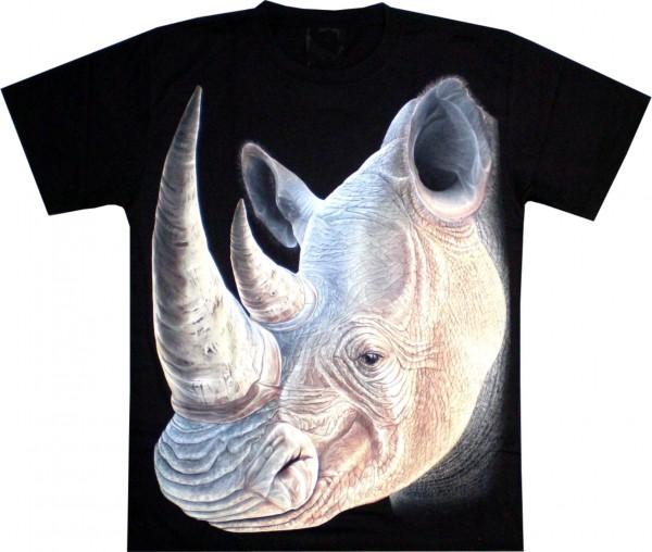 T-Shirt HD/Glow in the dark - Nashorn