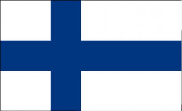 Länderfahne Finnland