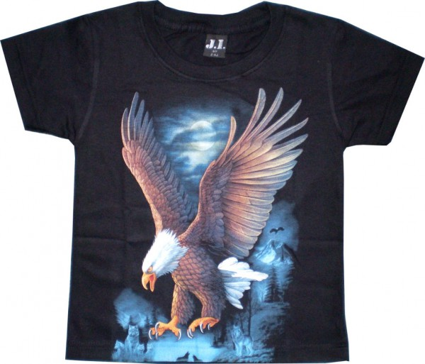 Kinder T-Shirt Adler