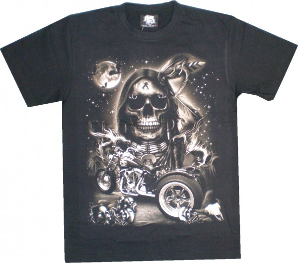GTS207 - T-Shirt - Glow in the dark
