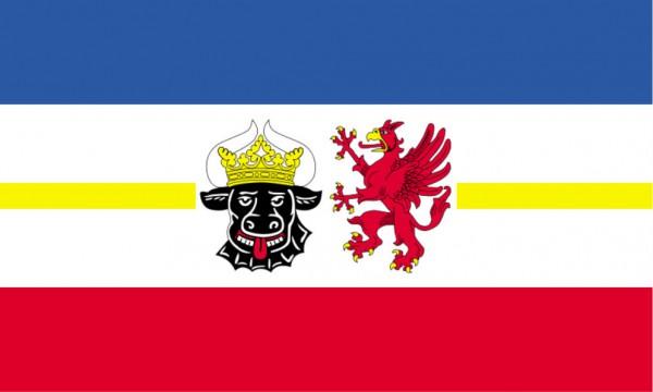 Länderfahne Mecklenburg-Vorpommern