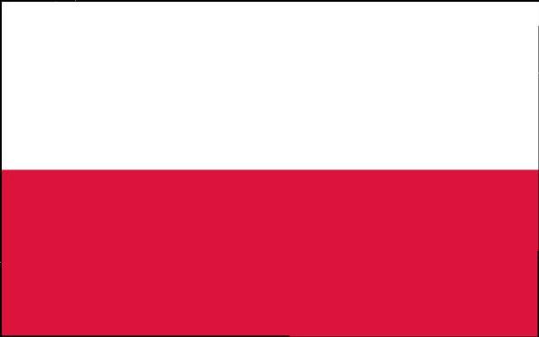 Länderfahne Polen