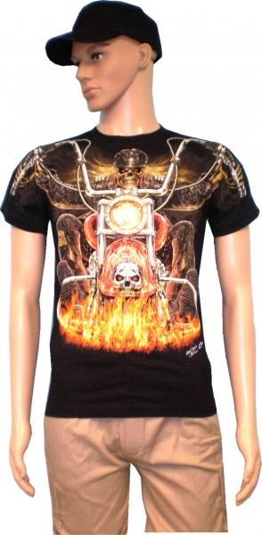 NEU - GTS 289 - T-Shirt FULL-HD/Glow in the dark