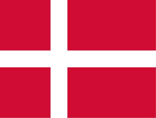 Länderfahne Dänemark