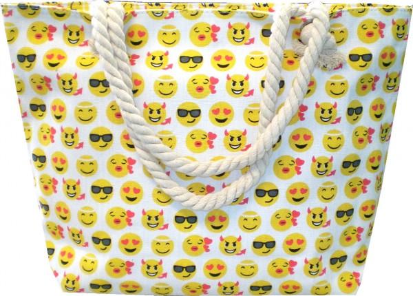 IQ1797 - Beachtasche, Badetasche, Stofftasche, Strandtasche, Handtasche, Damentasche