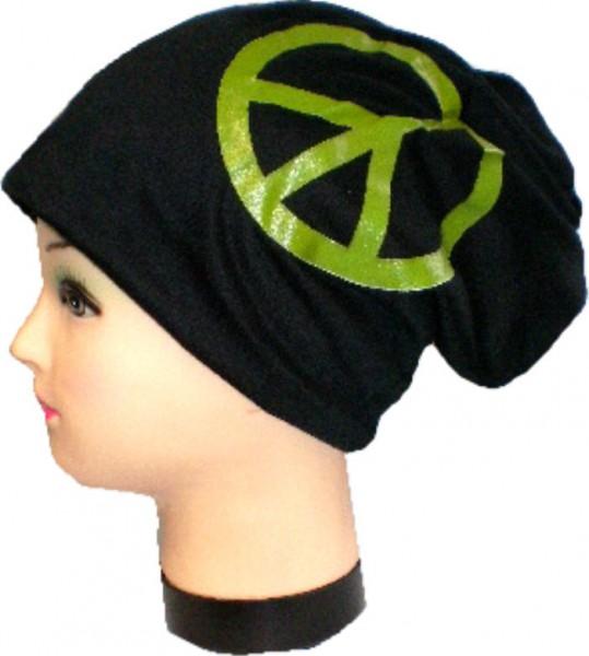 IQ1434 - Beanie - Slouch - Mütze - für Damen und Herren