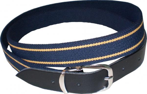 EGL 01 - Elastikgürtel - Stretchgürtel in 5 Farben