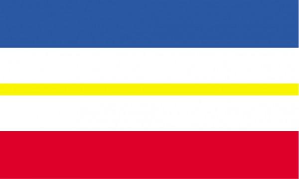 Stockfahne / Stockflagge Mecklenburg-Vorpommern