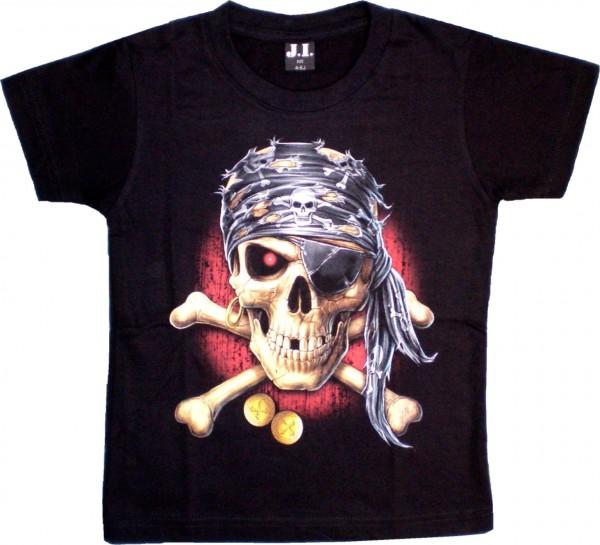 KTS 20 - Kinder T-Shirt Pirat