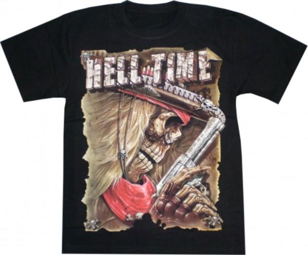 T-Shirt - Helltime - Glow in the dark