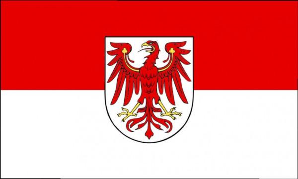 Länderfahne Brandenburg