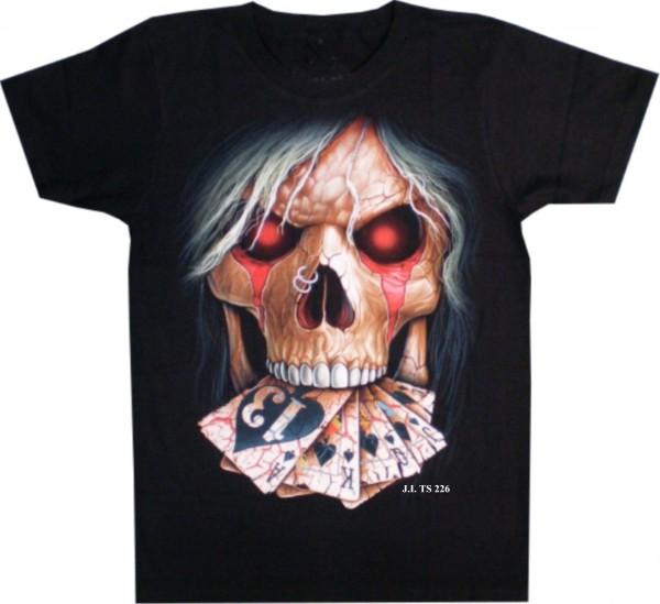 T-Shirt Kartenspieler