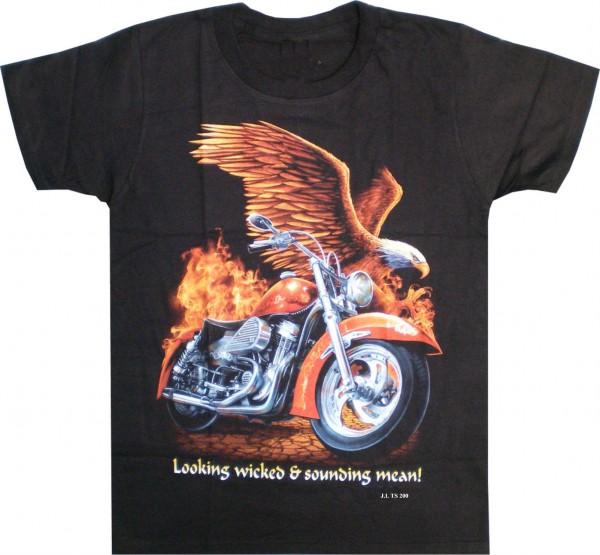 T-Shirt Adler + Harley