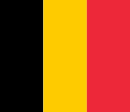 Länderfahne Belgien