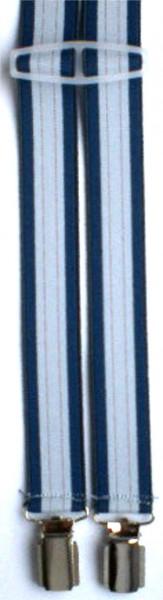 HHT93 - Hosenträger - 4 Clips - H-Form schmal