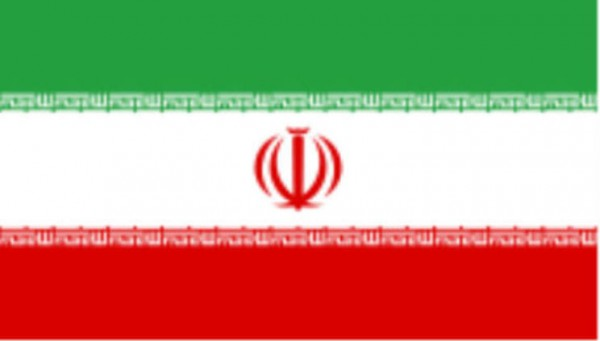 Länderfahne Iran