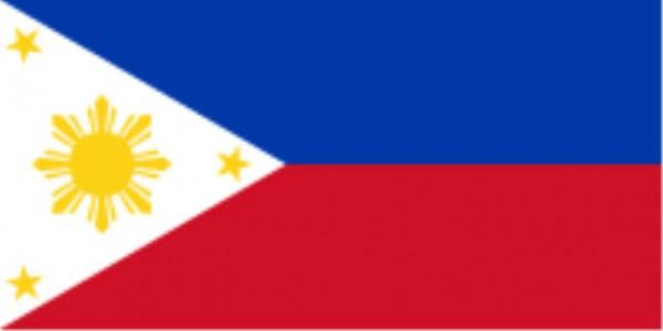 Länderfahne Philippinen