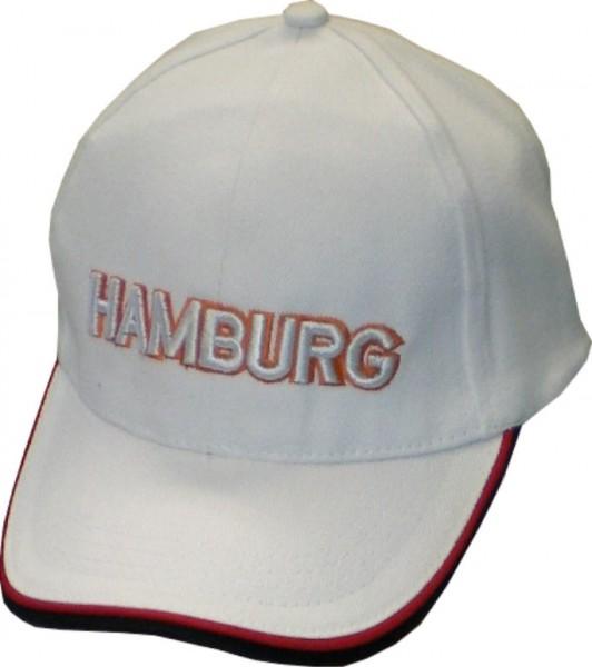 CapHH - Cap mit HAMBURG bestickt