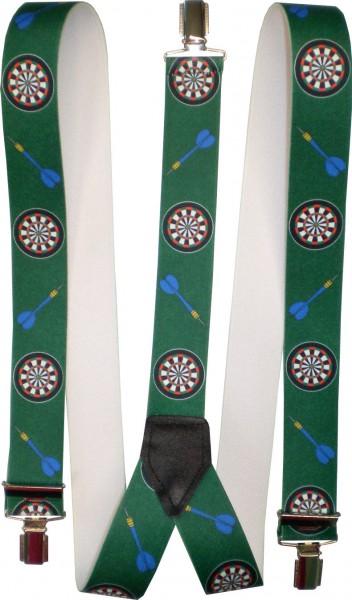 Hosenträger - Y-Form - 3 Clips - Dart - HT46