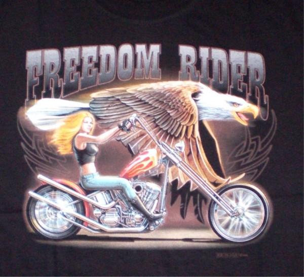 T-Shirt Freedom Rider