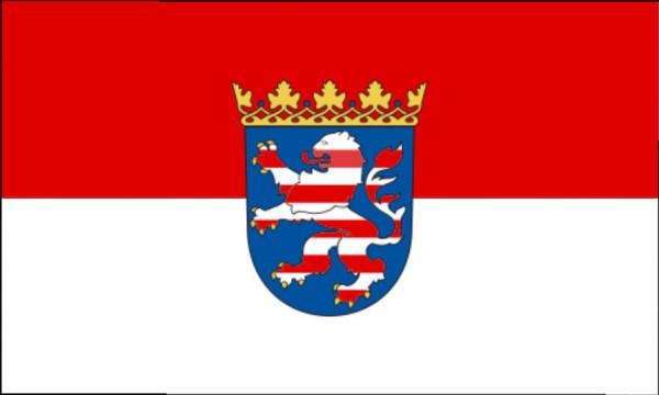 Länderfahne Hessen