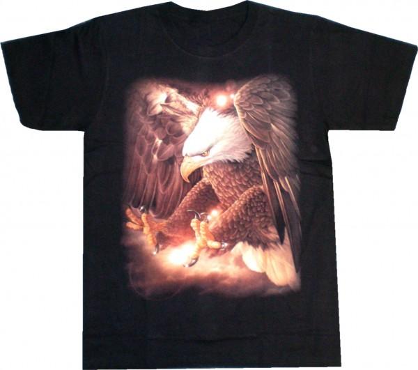 T-Shirt mit Adler