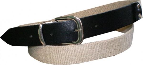 EGL 03 - Elastikgürtel - Stretchgürtel in 3 Farben meliert