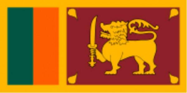 Länderfahne Sri Lanka