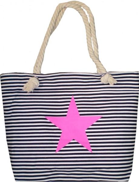IQ1790 - Beachtasche, Badetasche, Stofftasche, Handtasche, Handtasche, Damentasche