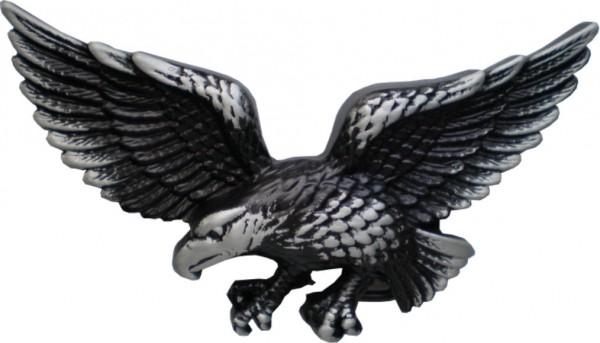 IQ 142 - Gürtelschnalle Adler