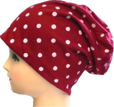 IQ1478 - Beanie - Slouch - Mütze in 5 Farben für Damen und Herren-Copy