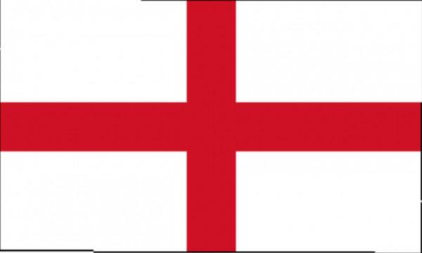 Stockfahne / Stockflagge England