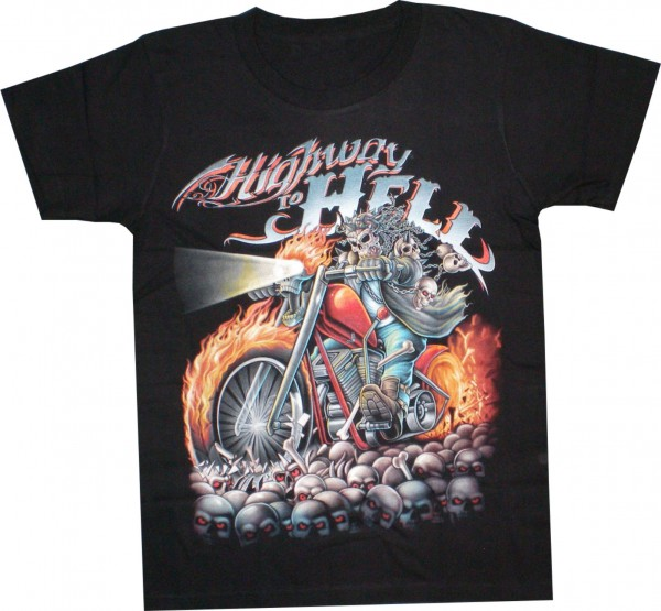 "T-Shirt ""Highway to Hell"""