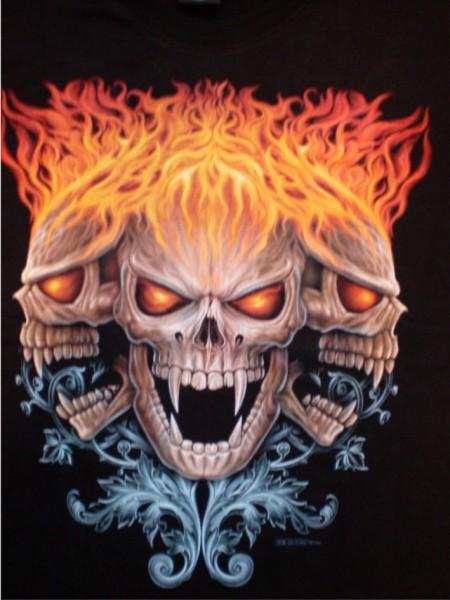 T-Shirt Totenkopf / Skull