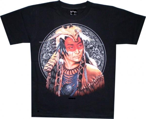 Kinder T-Shirt Indianer