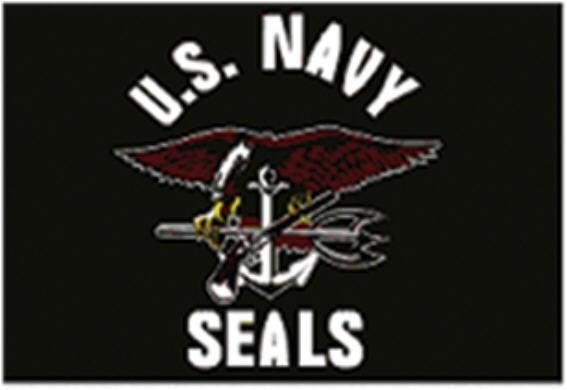 Fahne/Flagge US Navy seals