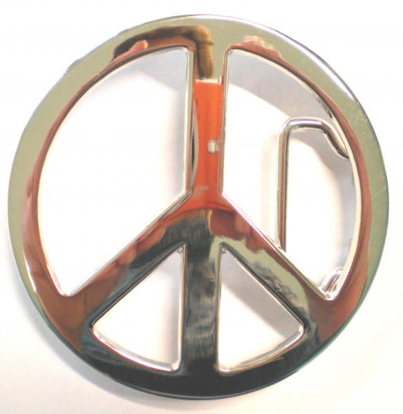 IQ 183 - Gürtelschnalle Peace