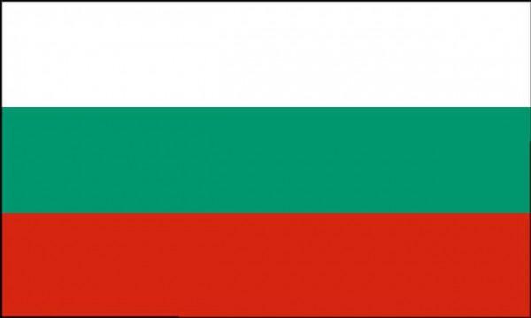 Länderfahne Bulgarien