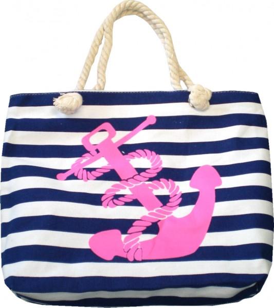 IQ1789 - Beachtasche, Badetasche, Stofftasche, Handtasche, Handtasche, Damentasche